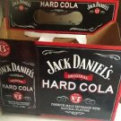JACK Daniels Discontinued Hard Cola Premium Malt Beverage Carrier Only