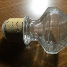 Jack Daniels Vintage Discontinued Maxwell House Glass Bottle Stopper