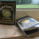 Jack Daniels Limited Edition Discontinued 1915 Gold Medal Gift Tag