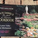 JACK Daniels Discontinued Vintage Recipe Postcard Collection