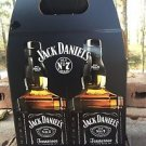 JACK DANIELS Limited Edition Liter Twin Pack Bottle Carrier - Jasper Newton 2