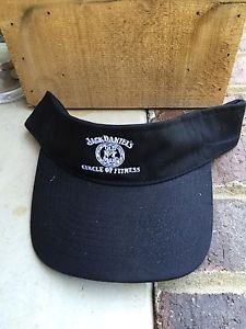 Jack Daniels Circle Of Fitness Visor Hat