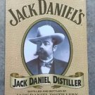 JACK DANIELS Vintage Style  Distiller Metal Bar Sign - White Hat (16 X 12 1/2)