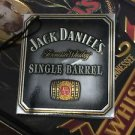 JACK DANIELS Discontinued  Vintage France Bacardi Single Barrel Gift Tag