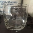 Jack Daniels Whiskey Discontinued Lem Tolley Master Distiller Rocks Glass