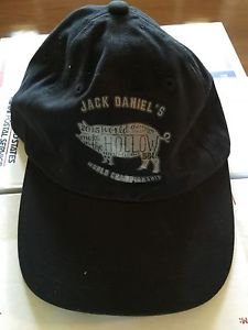 JACK Daniels 2015 World Invitational BBQ Collectors Cap The Jack