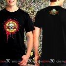 New Guns N' Roses Rock Band World Tour 2017 Black Concert T Shirt Size S,M,L,XL,2XL,3XL Tee