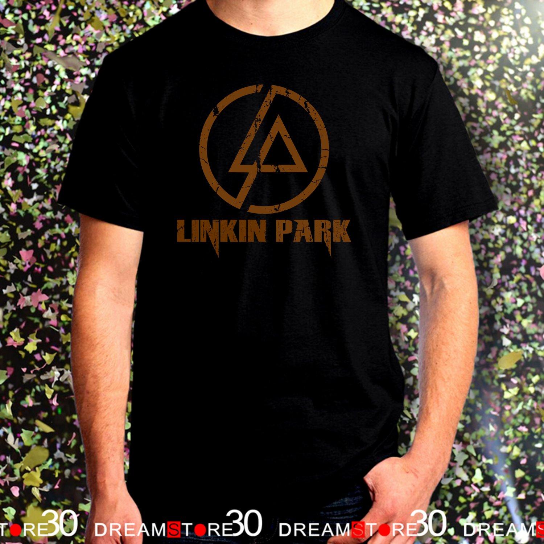Linkin Park One More Light Tour Dates 2017 Black Concert T Shirt Size S to 3XL LP7