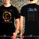 Coldplay A Head Full Of Dreams Tour 2017 Black Concert T Shirt Size S,M,L,XL,2XL,3XL Tee CP2