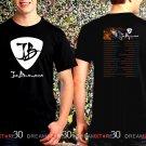 Joe Bonamassa Tour 2017 Black Concert T Shirt Size S to 3XL JB6