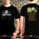 Kenny Rogers Tour 2017 Black Concert T Shirt Size S to 3XL KR4