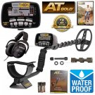 NEW GARRETT AT GOLD Metal Detector With HEADPHONES & FREE SHIPPING !
