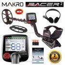 NEW MAKRO RACER 2 Metal Detector With NEW DEEP MODE ** FINDS TREASURE DEEPER **