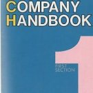 Japan Company Handbook Autumn 1990 Toyo Keizai Inc First Section Quarterly