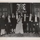 Queen Elizabeth/Prime Minister/India/UK/Australia/Ceylon/Canada/Ghana/Photo 1961