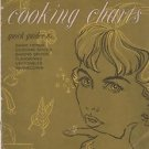 Sunset Cooking Charts Quick Guide Herbs Spices Flavorings Vegetables Barbecuing
