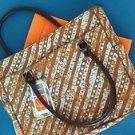 """Ergobaby Designer Collection Diaper Bag Umba Pattern 16"""" x 14"""" x 5"""" Changing Pad"""