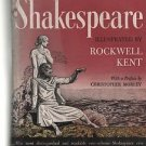 The Complete Works of Shakespeare Wright Rockwell Kent Morley 1936