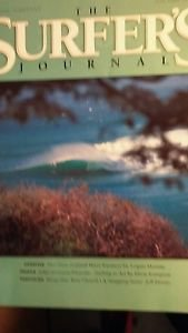 The Surfer's Journal/Two New Zealand Wave Farmers/vol 9/no 4