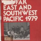 The Far East and Southwest Pacific 1979 August 15 1980 Harold C Hinton Library B
