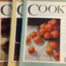 Vintage Lot of 4 Cook's Illustrated Magazines June Oct 1998 Feb 1999 April 2000