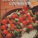 The Low Cholesterol Cookbook Jean Walsh 1977