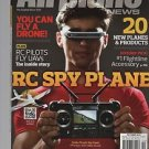 Model Airplane News/RC Spy Plane/You Can Fly a Drone/October 2012