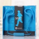 BLUE COLOR  bluetooth headset