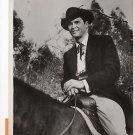 Bret Maverick/Robert Colbert/Jim Garner/ABC TV Press Release 1961/8 x10 Photo