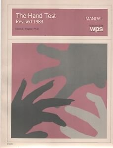 The Hand Test 1983 Revised 1983 Wagner WPS