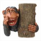 Hide & Seek Monkey Tree De'cor