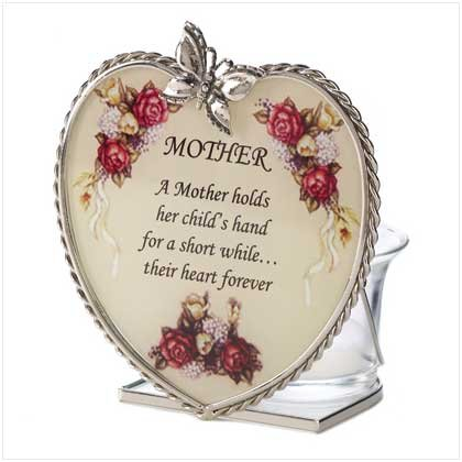 Mother's Tribute Candleholder