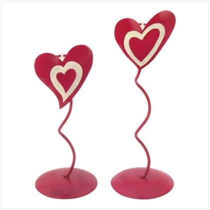 Sweetheart Tealight Stands
