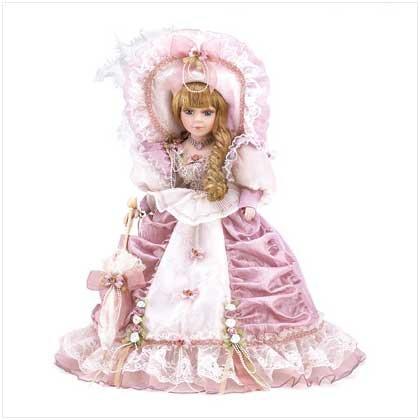Rose Princess Victorian Doll