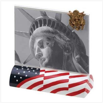 Patriotic Desktop Photo Frame