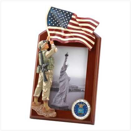 Air Force Patriotic Frame