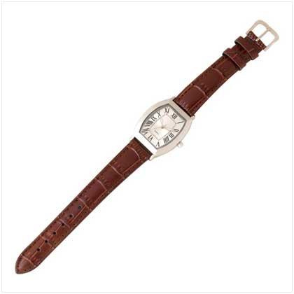 Men's Arc-case Watch