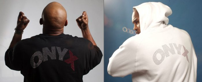 Onyx Premium Hoodie & T-Shirt Combo