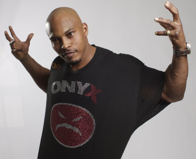 Onyx Madface Premium T-Shirt - Black