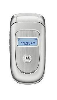 New Unlocked Motorola V191 Quad Band GSM Cell Phone