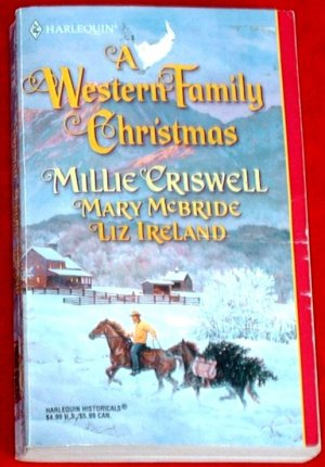 A Western Family Christmas - M.Criswell, M.McBride, L. Ireland
