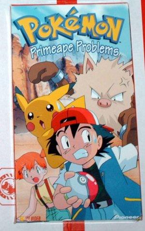 Pokemon - PRIMEAPE PROBLEMS  - VHS