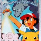 Pokemon - MYSTERY OF MOUNT MOON - VHS