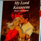 MY LORD KASSEEM by Mons Daveson