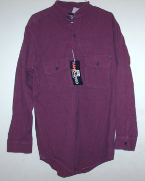 Mens L/S shirt, size M, Hand-dyed collection by U.C.W., Union Made