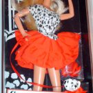 Spots'n Dots Barbie w/Dalmatian - 1993 - NRFB -Special Limited Edition