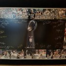 SUPERBOWL WINNING QUARTERBACKS 20X30 PHOTOGRAPH  FRAMED  $1999
