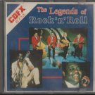 The Legends Of Rock 'N' Roll RARE Compilation CDFX 6713