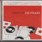 Best Of De-Phazz - Beyond Lounge (CD, album)
