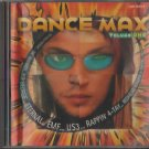 Dance Mix (Volume One) EMI Capitol Music CD, Compilation 1996